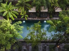 Larimar Hotel & Resort, hotel in Phnom Penh