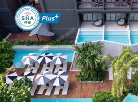 Panan Krabi Resort - SHA Plus, hotel in Ao Nang Beach