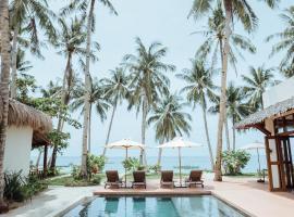 Siago Beach Resort, hotell i General Luna