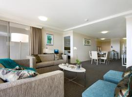 Pacific Suites Canberra, hotel em Camberra