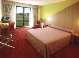 Hotel Mirador de Gornazo, hotel cerca de Playa del Portio, Gormazo