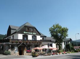 Hotel Lesní dům, hotel poblíž významného místa Košťálka 1, Janské Lázně