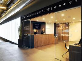 Air Rooms Madrid Airport By Premium Traveller, hotel near Adolfo Suarez Madrid-Barajas Airport - MAD, Madrid