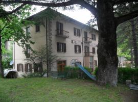 Albergo Giardino, hotel in Badia Prataglia