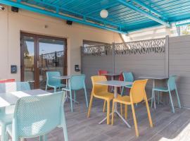 KYRIAD DIRECT TOULON OUEST - La Seyne sur Mer、ラ・セーヌ・シュル・メールのホテル
