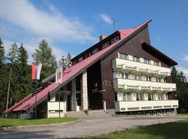 Chata Tale - Dom Horskej služby, hotel v Táloch
