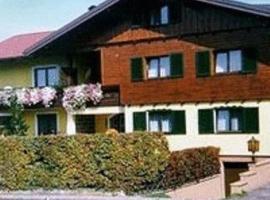 Haus Kernstock, Privatzimmer in Salzburg