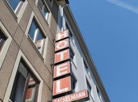 Hotel Fackelmann, hotel near Goose Man Fountain, Nuremberg, Nürnberg