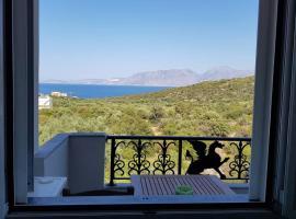 Infinity Blue, villa in Agios Nikolaos