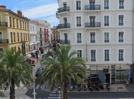Hotel Amiraute, hotel in Cannes