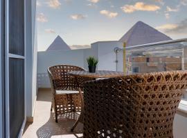 Mamlouk Pyramids Hotel & Spa، فندق في القاهرة