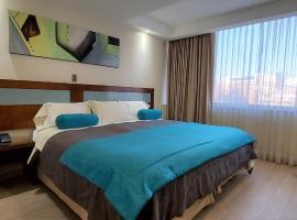 Hotel Libertador, hotel in Santiago