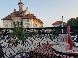 Alnis Boutique Villa, hotel in Constanţa