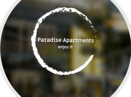 Paradise Apartments, apartment in Dortmund