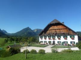 Maislbauer, farm stay in St. Wolfgang