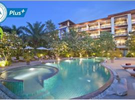 Le Murraya Boutique Serviced Residence & Resort, hotel i nærheden af Chaweng Gågade, Chaweng