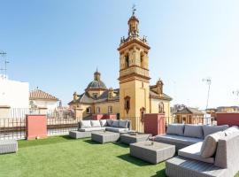 San Bernardo, hotel en Sevilla