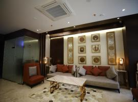 AURA - A BOUTIQUE HOTEL, hotel near Ajmer Junction, Ajmer