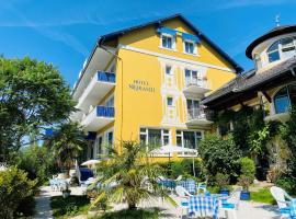Hotel Nikolasch, отель в городе Милльштатт