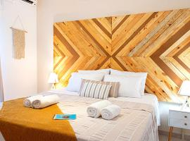 Summer Feel suite, pet-friendly hotel in Poros