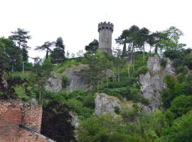 CITY RUN, holiday home in Dinant