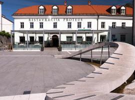Postojna Cave Rooms & Apartments Proteus, hotel in Postojna