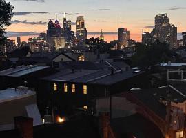 TLA The Ultimate Sky Dweller - Penn's Landing, pet-friendly hotel in Philadelphia
