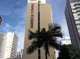 American Tower Flat, serviced apartment in Salvador