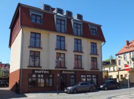 Hotel Aleksander, Hotel in Ustka