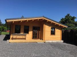 Le bain de la lesse, cabin in Tellin