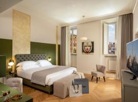 Spagna Luxury Rooms, жилье для отдыха в Риме