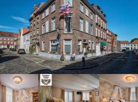B&B Bariseele, hotel near Our Lady of the Pottery, Bruges
