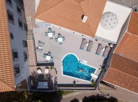 Eressian Hotel & Hammam Spa, hotel in Eresos