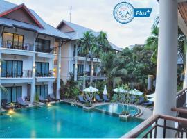 Navatara Phuket Resort - SHA Plus, hotel near Naiharn Lake, Rawai Beach