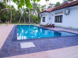 Sathmin Villa, hotel in Ahangama