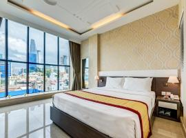 Hong Vina Hotel, hotel in Ho Chi Minh City