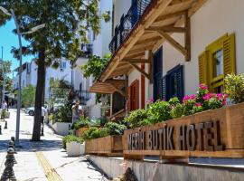 merih butik hotel, hotel near Bodrum Windmills, Bodrum City