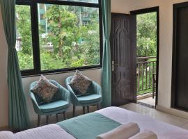Blue Jay Smart Stay, hotel in Rishīkesh