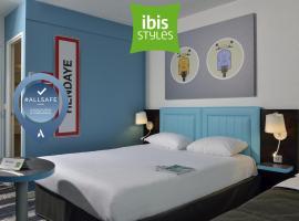ibis Styles Angoulême Nord - hôtel restaurant, hôtel à Champniers