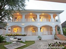 Banlomnow, отель в Чианграе