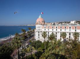 Hotel Negresco, hotel din Nisa
