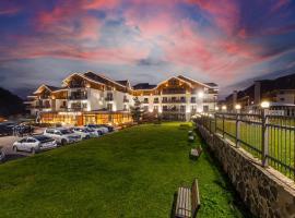 Crystal Hotel & SPA, отель в Бакуриани