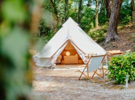 Cocooning Tipi - Seignosse, luxury tent in Seignosse
