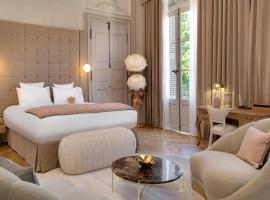 Hôtel Richer De Belleval, hotel near Hospital La Colombière, Montpellier