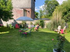 Lolig, apartment in Honfleur