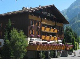Hôtel Bellachat, hotel in La Clusaz