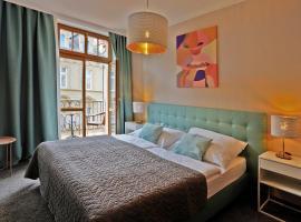 Hotel Pilgrim, hotel in Karlovy Vary