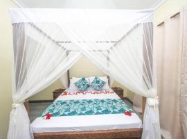 Zummaridi Beach Hotel, hotel in Pongwe