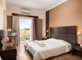 Arion Hotel, hotel in Corfu Town