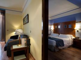 Suites Gran Vía 44, hotel en Granada